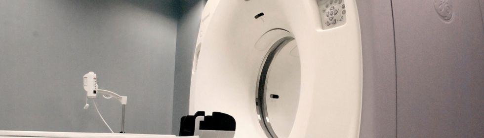 Tomografia computeritzada TC TAC CEDIV Granollers